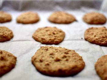 μπισκότα βρώμης
