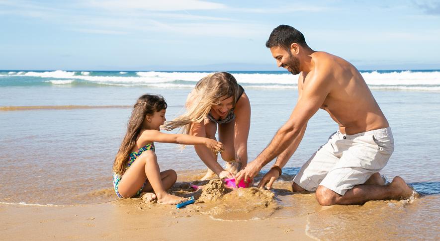 Sea, Sun & Family Funστα ελληνικά νησιά