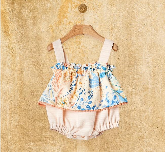 YELL-OH! - Υπέροχα παιδικά ρούχα, εμπνευσμένα από τους κήπους του κόσμου