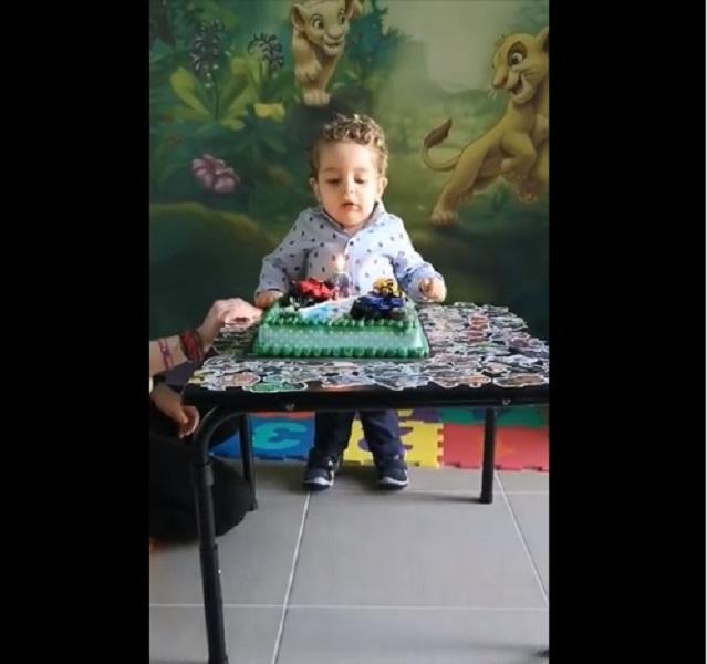 "O μικρός Παναγιώτης Ραφαήλ έγινε 3 ετών! Το ""ευχαριστώ"" της οικογένειας στον κόσμο"