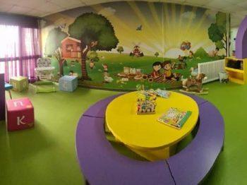 Ένας μαγευτικός παιδότοπος και χώρος θηλασμού για τους μικρούς ασθενείς του ΠΑΓΝΗ