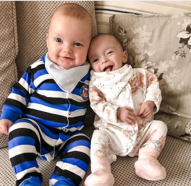 Βρετανία: Έμεινε έγκυος ενώ κυοφορούσε ήδη τον γιο της