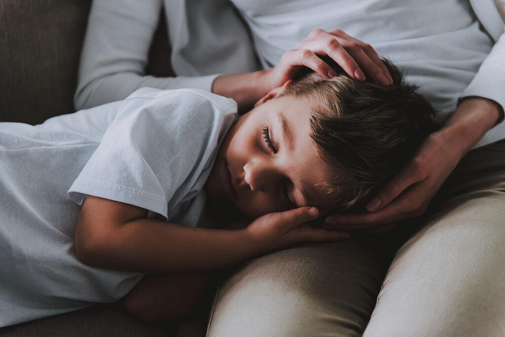 Η απάντηση στο «γιατί αφού είσαι τόσο κουρασμένη δεν πέφτεις για ύπνο όταν τα παιδιά κοιμούνται;»