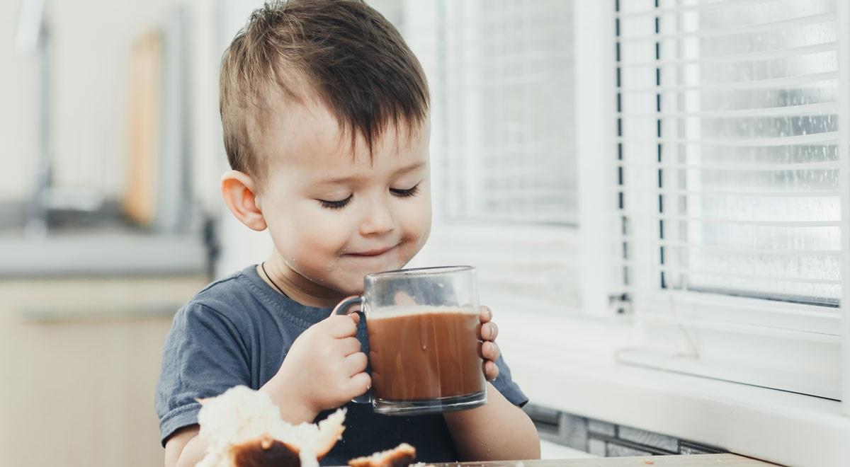 πρωινό των παιδιών