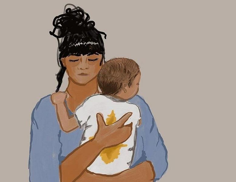 Την γνωρίζουμε όλες μας πολύ καλά: Την μαμά που φροντίζει για όλους και για όλα.