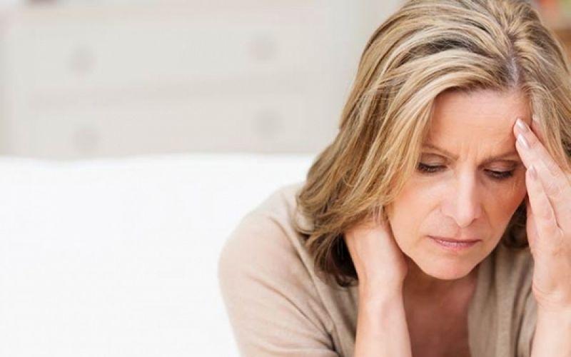 κατάθλιψη πριν την εμμηνόπαυση