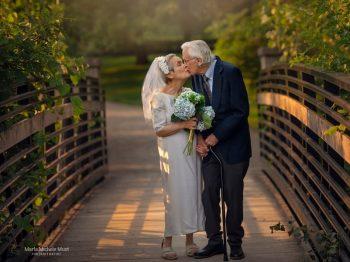 """""""Η αγάπη δεν μετριέται με τα χρόνια, αλλά κάνει την ζωή να μετράει"""""""