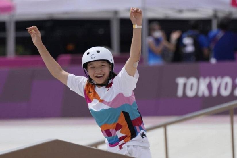 Τόκιο 2020: «Χρυσή» ολυμπιονίκης… μόλις 13 ετών