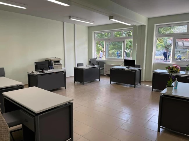 Το νέο Δημοτικό Σχολείο στο σεισμόπληκτο Δαμάσι Τυρνάβου είναι υπέροχο!