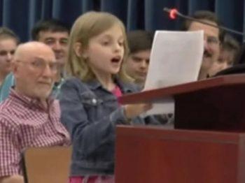 Όταν μια 9χρονη μαθήτρια επέκρινε τα σχολικά τεστ