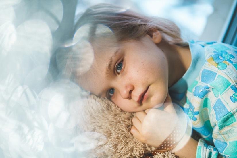 Άρρωστο παιδί - Μην βιάζεστε να επιστρέψει σε δραστηριότητες. Ίσως να μην έχει αναρρώσει πλήρως