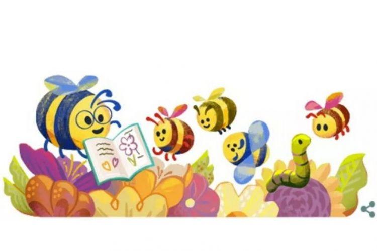 Ημέρα των Εκπαιδευτικών 2021: Τι τιμά το σημερινό Google Doodle