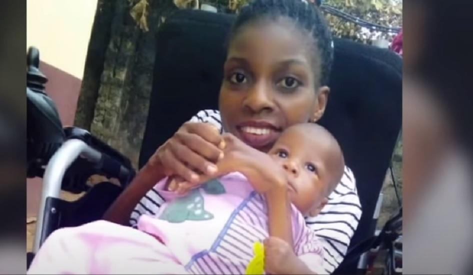 «Θεωρούσαν ότι ήταν αδύνατο για μένα να κάνω οικογένεια»: Η ιστορία μίας γυναίκας με μυική ατροφία