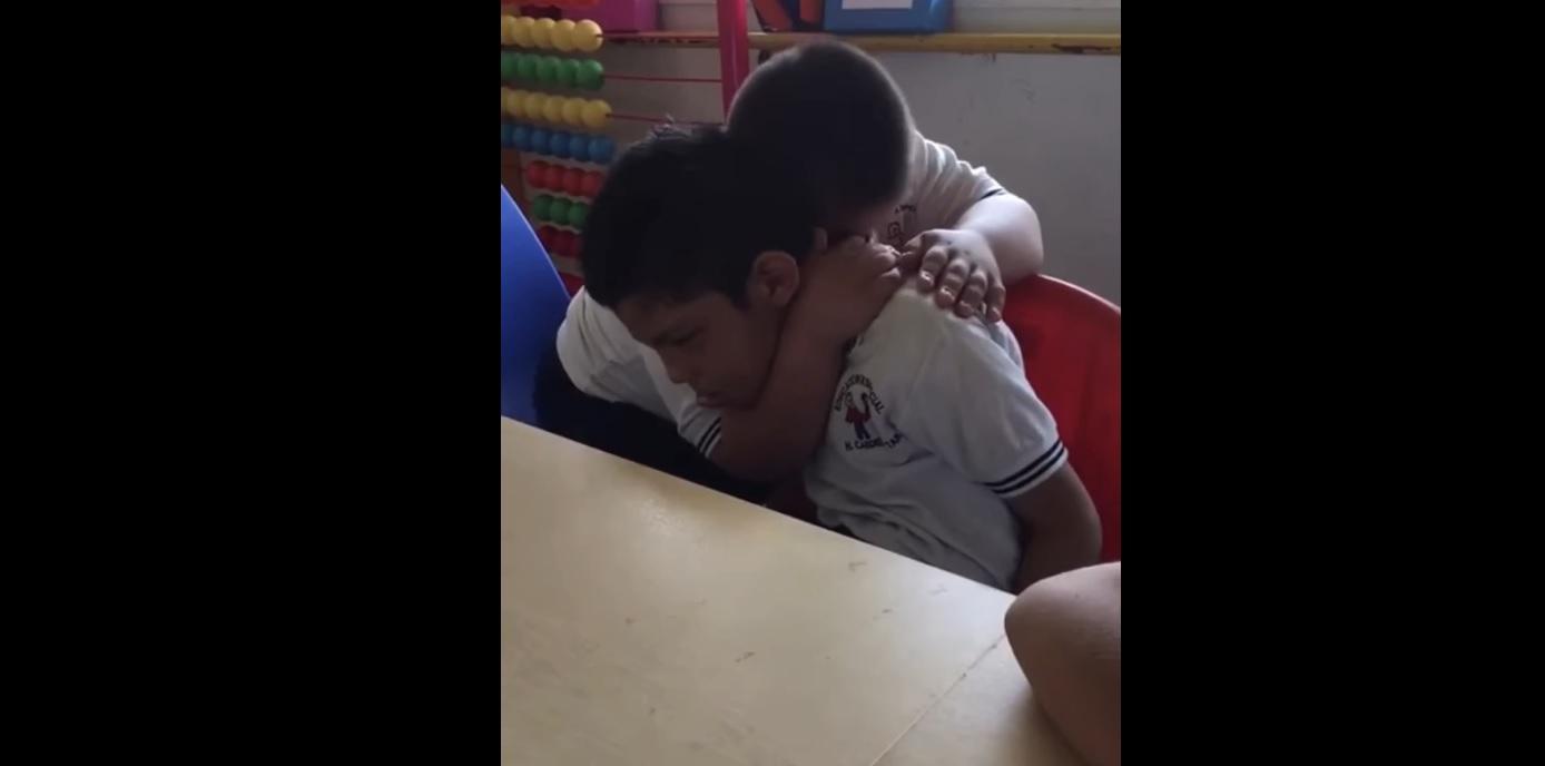παιδί με Σύνδρομο Down